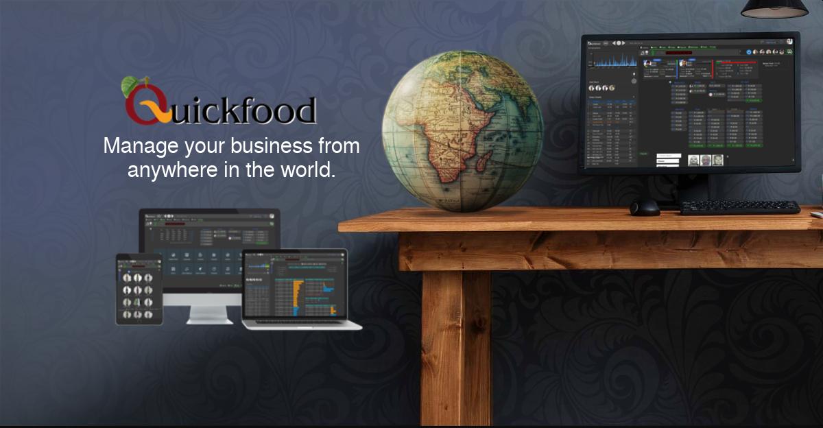 Quickfood Business Management Software