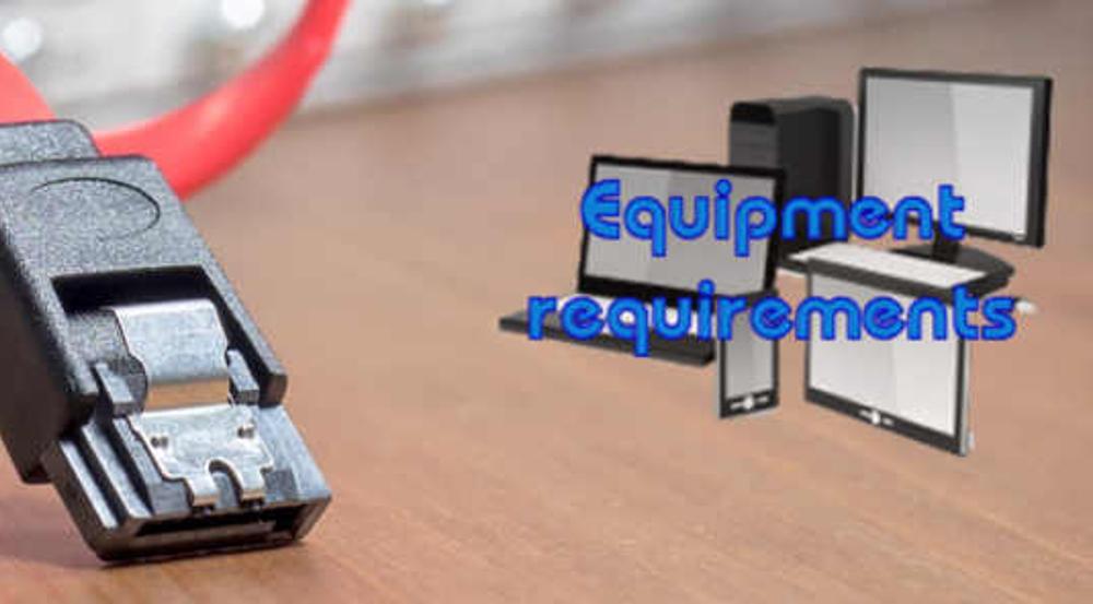 Business startup equipment