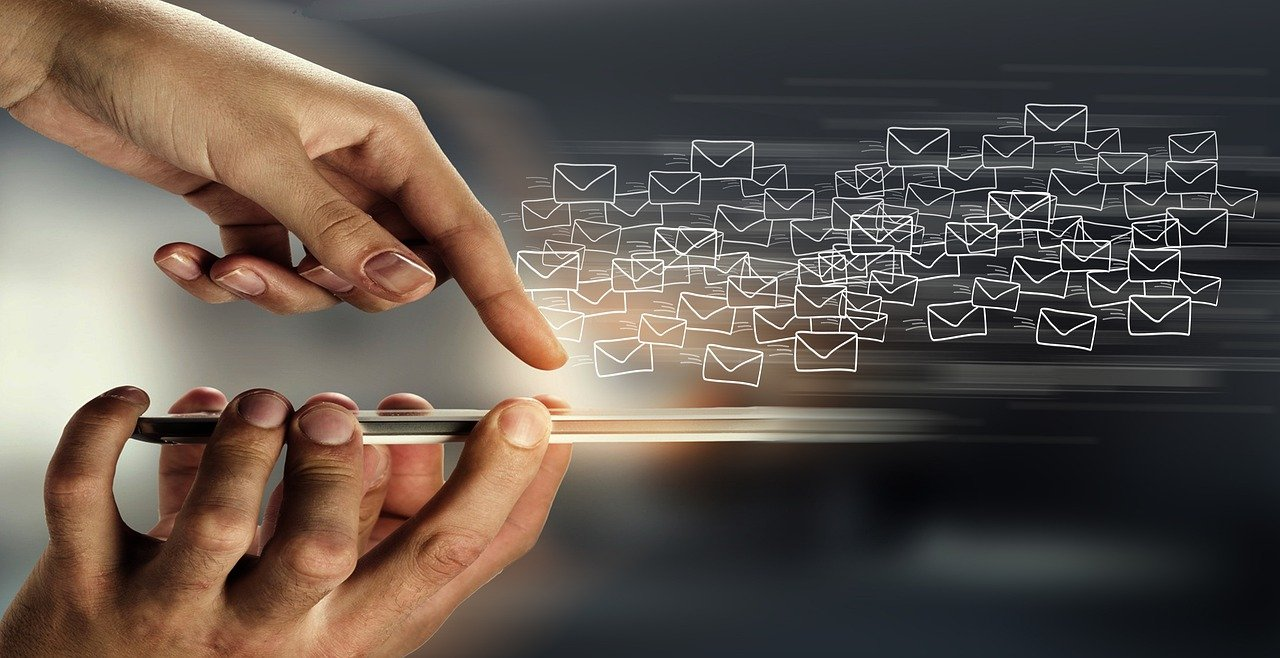Email, landing pages